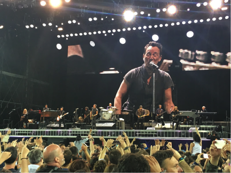 bruce springsteen tour 2015